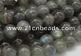 CLB03 16 inches 10mm round labradorite gemstone beads wholesale