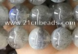 CLB1058 15.5 inches 8mm round labradorite gemstone beads