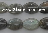 CLB731 15.5 inches 22*30mm oval labradorite gemstone beads