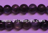CLB801 15 inches 5mm round blue labradorite gemstone beads