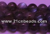 CLB803 15 inches 7mm round blue labradorite gemstone beads