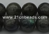 CLB953 15.5 inches 18mm round labradorite gemstone beads