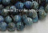 CLR03 16 inches 10mm round larimar gemstone beads wholesale