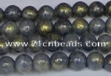 CMJ1000 15.5 inches 4mm round Mashan jade beads wholesale