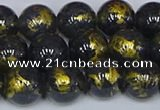 CMJ1007 15.5 inches 8mm round Mashan jade beads wholesale
