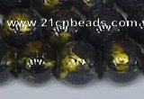 CMJ1008 15.5 inches 10mm round Mashan jade beads wholesale