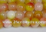 CMJ1055 15.5 inches 6mm round jade beads wholesale