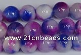 CMJ1101 15.5 inches 8mm round jade beads wholesale