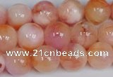 CMJ1126 15.5 inches 8mm round Persian jade beads wholesale