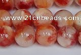 CMJ1142 15.5 inches 10mm round jade beads wholesale