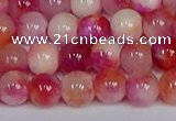 CMJ1145 15.5 inches 6mm round jade beads wholesale