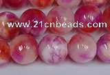 CMJ1147 15.5 inches 10mm round jade beads wholesale