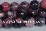 CMJ1176 15.5 inches 8mm round jade beads wholesale