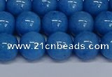 CMJ138 15.5 inches 12mm round Mashan jade beads wholesale
