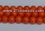 CMJ142 15.5 inches 6mm round Mashan jade beads wholesale