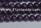 CMJ261 15.5 inches 6mm round Mashan jade beads wholesale