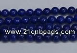 CMJ50 15.5 inches 4mm round Mashan jade beads wholesale