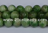 CMJ703 15.5 inches 8mm round rainbow jade beads wholesale