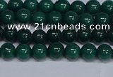 CMJ86 15.5 inches 6mm round Mashan jade beads wholesale