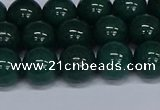 CMJ89 15.5 inches 12mm round Mashan jade beads wholesale