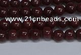CMJ93 15.5 inches 6mm round Mashan jade beads wholesale