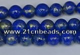 CMJ955 15.5 inches 4mm round Mashan jade beads wholesale