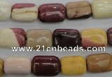 CMK95 15.5 inches 10*14mm rectangle mookaite beads wholesale