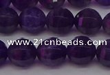 CNA933 15.5 inches 10mm pumpkin amethyst gemstone beads