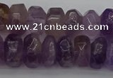 CNG1178 15.5 inches 6*14mm - 8*14mm nuggets ametrine beads