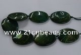CNG2693 15.5 inches 40*50mm - 45*55mm freeform agate gemstone beads