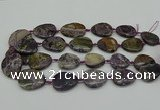 CNG5157 15.5 inches 16*22mm - 30*35mm freeform charoite beads