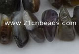 CNG5431 12*16mm - 20*28mm nuggets botswana agate gemstone beads