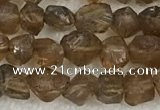 CNG5919 15.5 inches 4mm - 5mm nuggets natural rough zircon beads