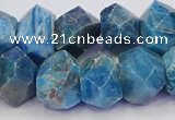 CNG5927 15.5 inches 10*14mm - 13*18mm faceted nuggets apatite beads