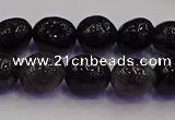 CNG6868 8*12mm - 10*14mm nuggets black rutilated quartz beads