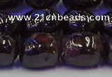 CNG6875 15.5 inches 12*16mm - 13*18mm nuggets garnet beads