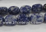 CNG709 15.5 inches 10*14mm nuggets Brazilian sodalite beads wholesale