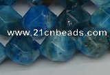 CNG7433 15.5 inches 12mm faceted nuggets apatite gemstone beads