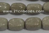 CNG780 15.5 inches 15*20mm nuggets jasper beads wholesale