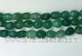 CNG8215 15.5 inches 12*16mm nuggets agate beads wholesale
