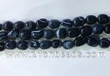 CNG8241 15.5 inches 12*16mm nuggets striped agate beads wholesale