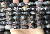 CNG8521 15.5 inches 10*16mm - 11*20mm faceted nuggets iolite beads