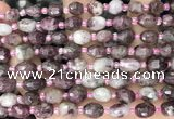 CNG8534 15.5 inches 6*8mm - 7*10mm faceted nuggets tourmaline beads