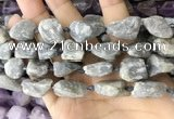 CNG8661 15.5 inches 12*16mm - 18*25mm nuggets labradorite beads