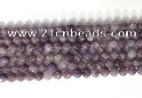 CNG9070 15.5 inches 8mm faceted nuggets Chinese tourmaline gemstone beads