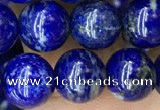 CNL1702 15.5 inches 8mm round lapis lazuli gemstone beads