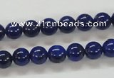 CNL212 15.5 inches 8mm round AAA grade natural lapis lazuli beads
