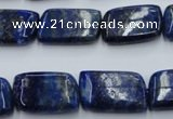 CNL765 15.5 inches 13*21mm marquise natural lapis lazuli gemstone beads