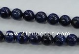 CNL852 15.5 inches 8mm round natural lapis lazuli gemstone beads