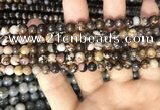 COJ350 15.5 inches 4mm round outback jasper beads wholesale